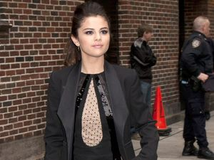 Selena Gomez announced on TV that she made Justin Bieber cry