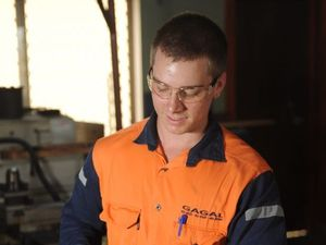 Pre-trade program gave fitter and turner apprentice a head start into his trade