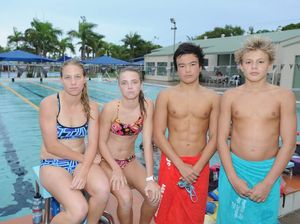 Swimmers fear they will lose coach in pool tender process