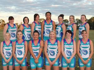 Rocky female Oztaggers ready for action at senior state cup