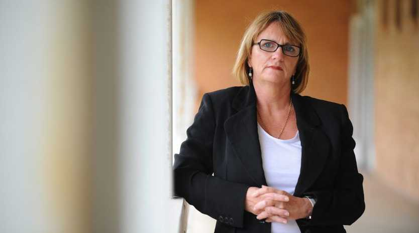 Bridges alcohol and drug treatment chief executive officer Sharon Sarah says while alcohol plays a role in domestic violence, it's not the root cause.