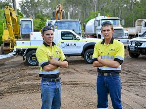 Young tradies read up on business then get cracking