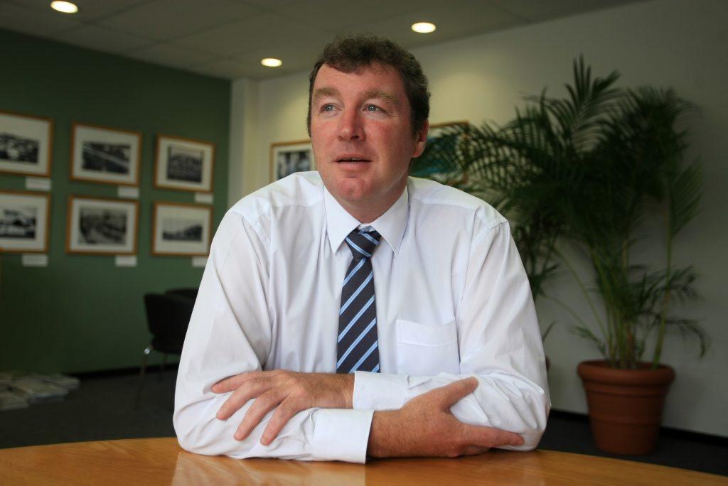 David Keenan, Southern Downs Regional Council CEO