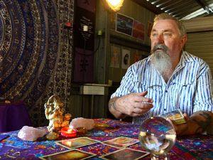 Psychics attract believers to Mackay