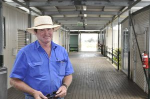 Pat Dunne of Toowoomba Auction Centre