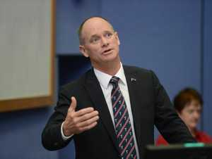 Premier Campbell Newman