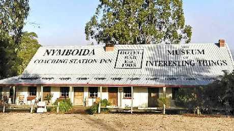 Nymboida Coaching Station. Photo: Trevor Smith