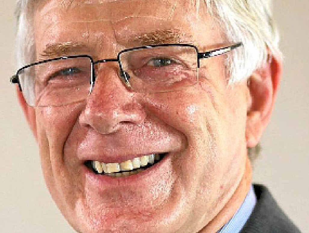 PUSH: Dr Jim McDonald.