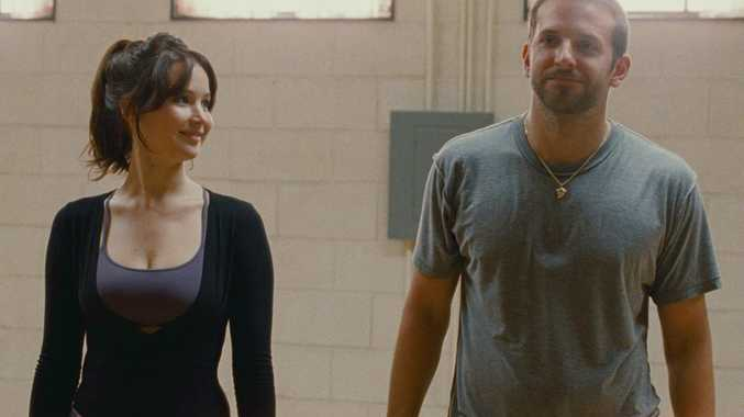 There were no explicit sex scenes, even in Silver Linings Playbook, in which Best Actress winner Jennifer Lawrence plays a sex addict.
