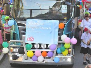 Gladstone Harbour Festival 2013 Rio Tinto Alcan Parade