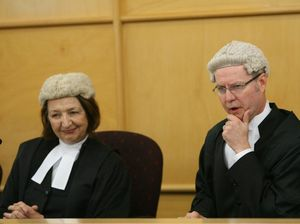 Welcoming for Rockhampton's new district court judge today