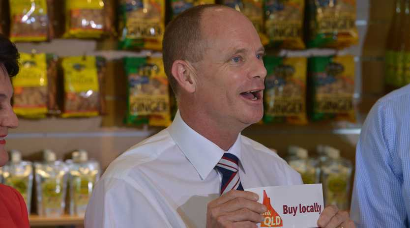 Ready to roll out NDIS: Campbell Newman