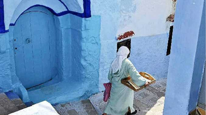 Gypsian Boutique Tours take travellers to Morocco.