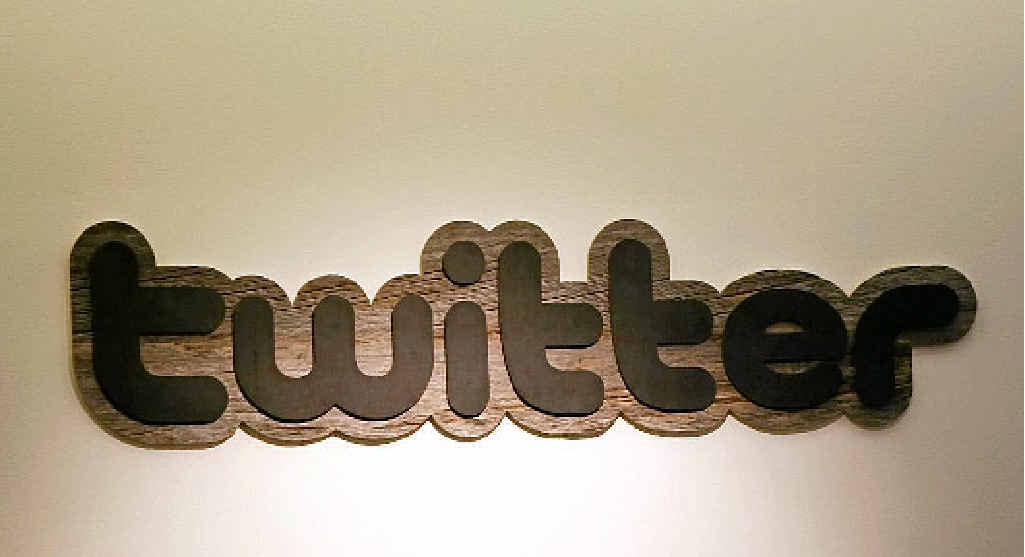 PATENTED NAME: Twitter has secured its name against rival sites.