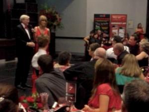 Kevin Rudd at Dance for Daniel