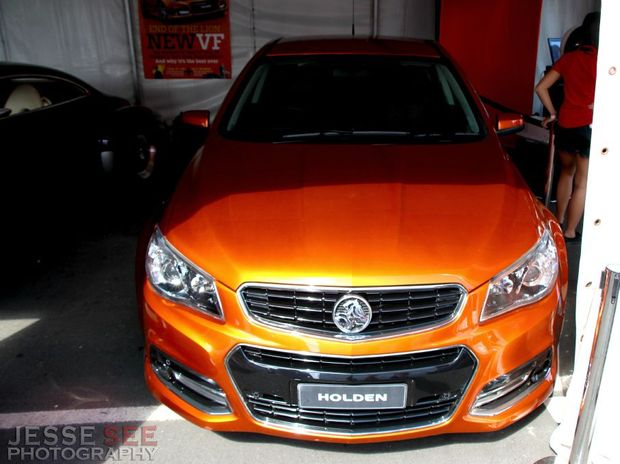This beautiful sedan you are looking at is the newly released, 2014 Holden VF Commodore SS-V Sedan, also known in the United States as the 2014 Chevrolet SS.