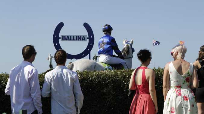 File photo from the 2011 Ballina Cup.