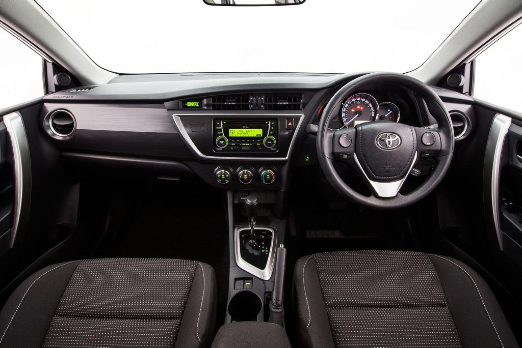 2012 Toyota Corolla Ascent