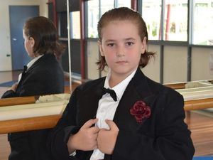 Harley, 10, wins award for best tap performance at festival
