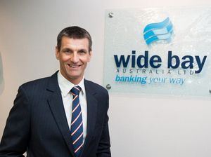 Wide Bay Australia bank chief has big shoes to fill