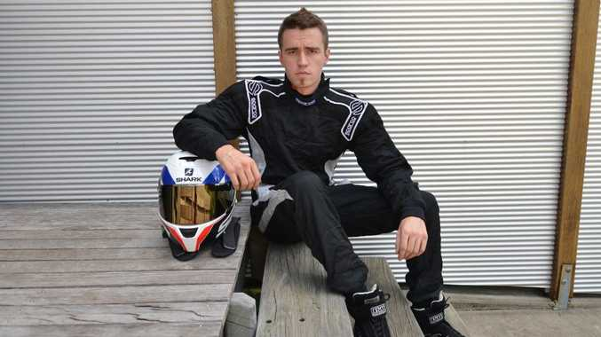 Arrie Maree will be competing in the Formula 3 Australian Driver Championships in Bathurst.