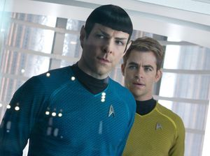 Star Trek knocks off Iron Man at box office