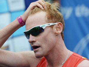 Hip injury forces ironman David Dellow off course for now