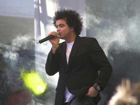 Australian Idol winner Guy Sebastian will play at the Empire Theatre on Thursday night.