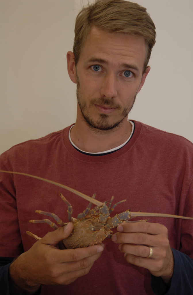Jesse Leland's research could significantly impact the sustainable management of Australia's crustacean fisheries.