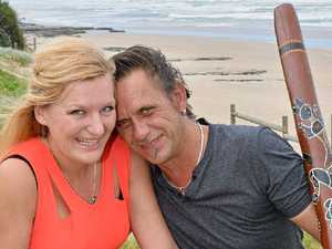 Story could be a real love song for Peregian couple