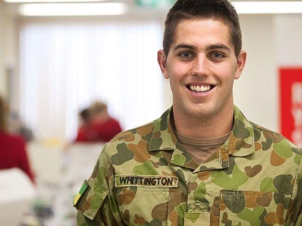 Private Nathan Whittington
