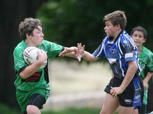 Junior skills showcase Rocky league's future despite heat