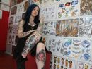 MORE women are getting inked these days and aren't just stopping at a few.