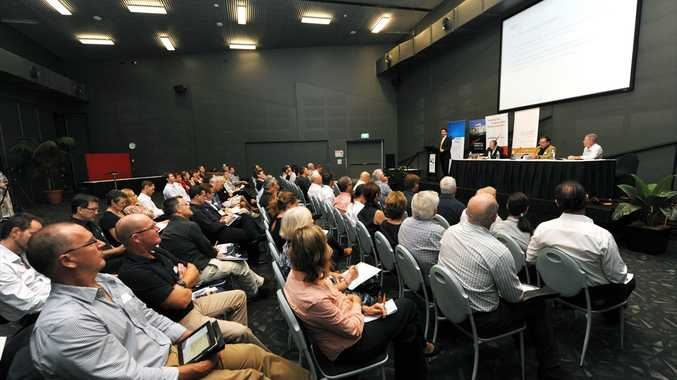 The Ready For Investment Forum held at the Innovation Centre, Sippy Downs.