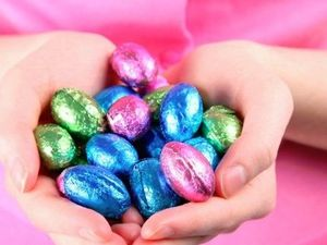 Portion control your Easter treats