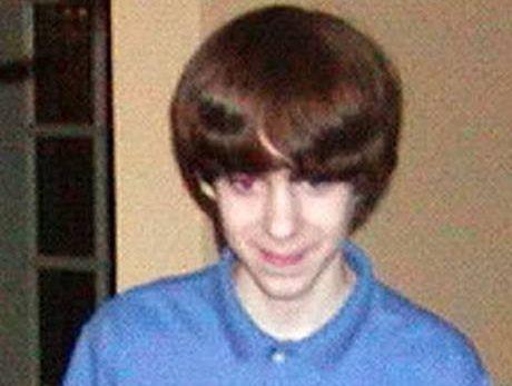 Sandy Hook massacre shooter Adam Lanza.