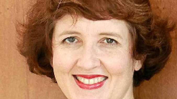 FORWARD LOOKING: Local MP Fiona Simpson.