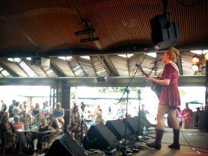 Buskers rejoice: 2015 Bluesfest Busking Comp to kick off
