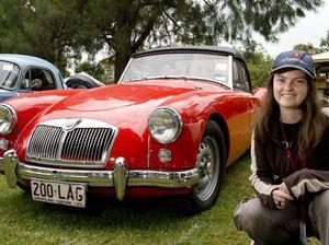 MG Car Club of Australia Nation