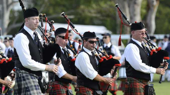 The Lower Clarence Scottish Association will celebrate the town's Scottish heritage on Easter weekend, April 18–19.