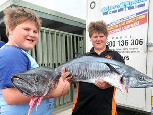 Anglers' generosity nets a big haul for Marine Rescue