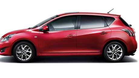 The new Nissan Pulsar Hatch.