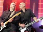 Peter Furler at 2013 Easterfest with Paul Colman