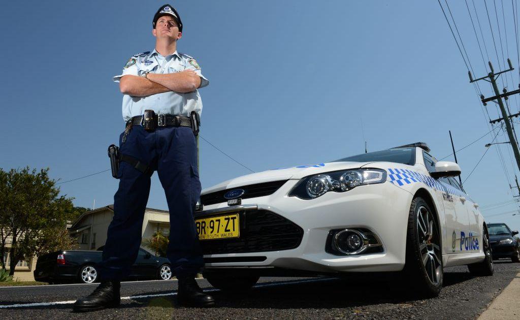 Highway Patrol Sergeant Chad George is shocked by continuing recklessness on Tweed roads