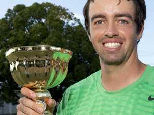Men's Gold Cup tennis final