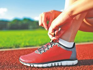 Business puts out walking challenge