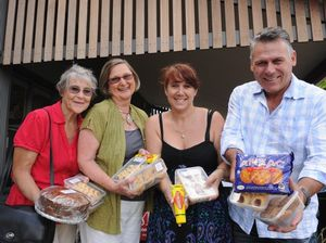Care packages from Fraser Coast to go to troops