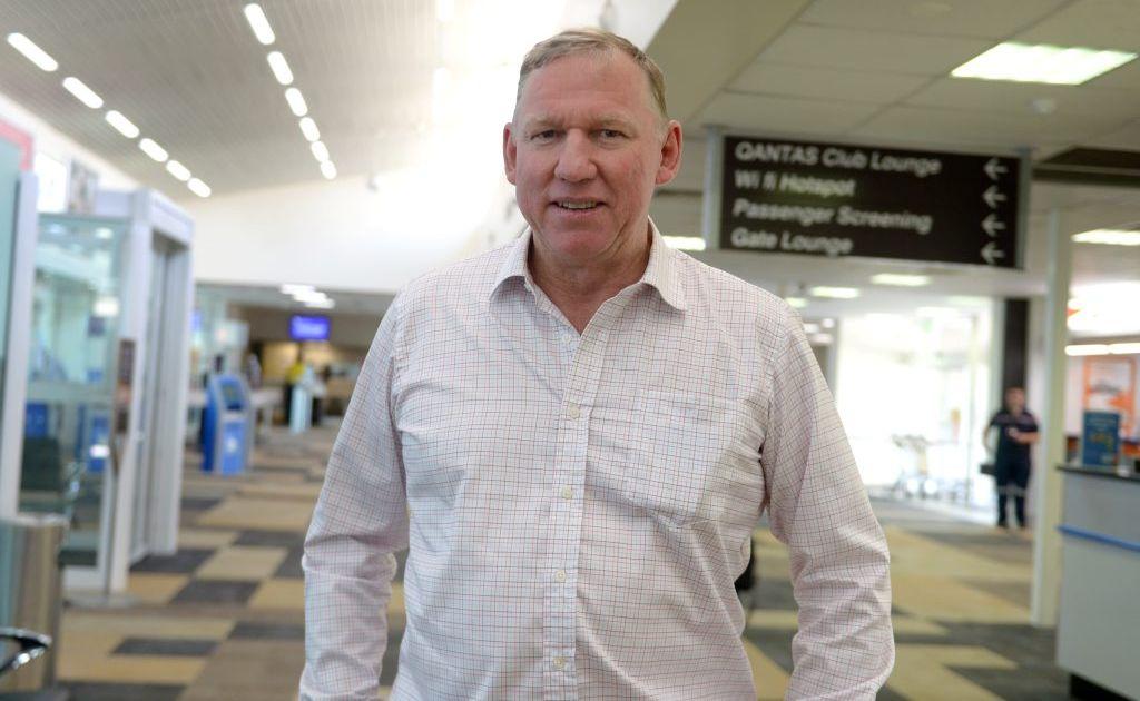 Deputy Premier Jeff Seeney