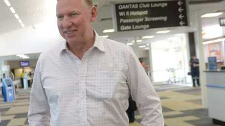 Deputy Premier Jeff Seeney visited Gladstone to discuss the LNG industry developments with the council.
