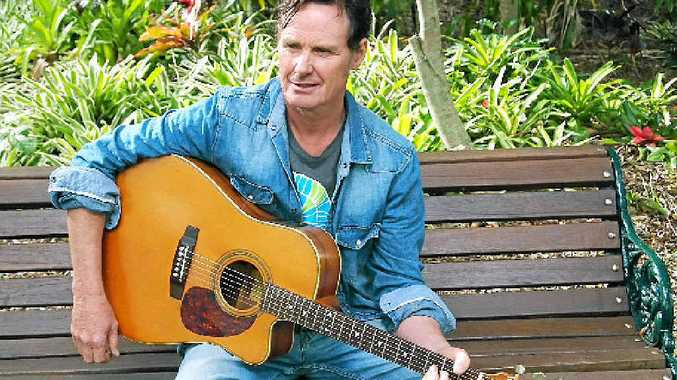 COUNTRYMAN: Neil Murray will bring his songs from the heart of Australia to the Lismore Bowlo.